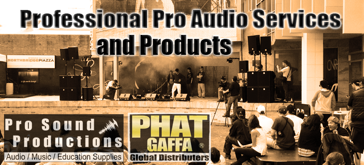 Pro Sound Productions